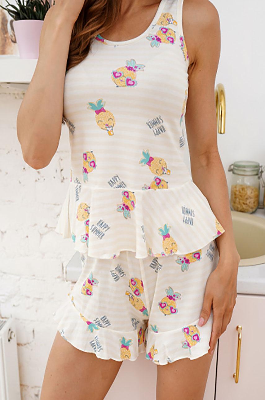 Женская пижама Sevim 11935