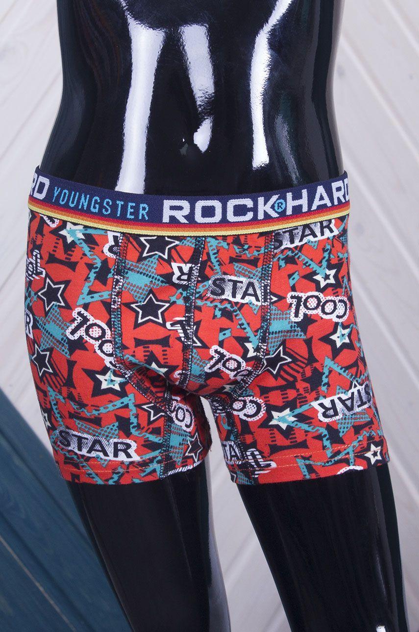 Боксеры подростковые ROCKHARD 62024-08
