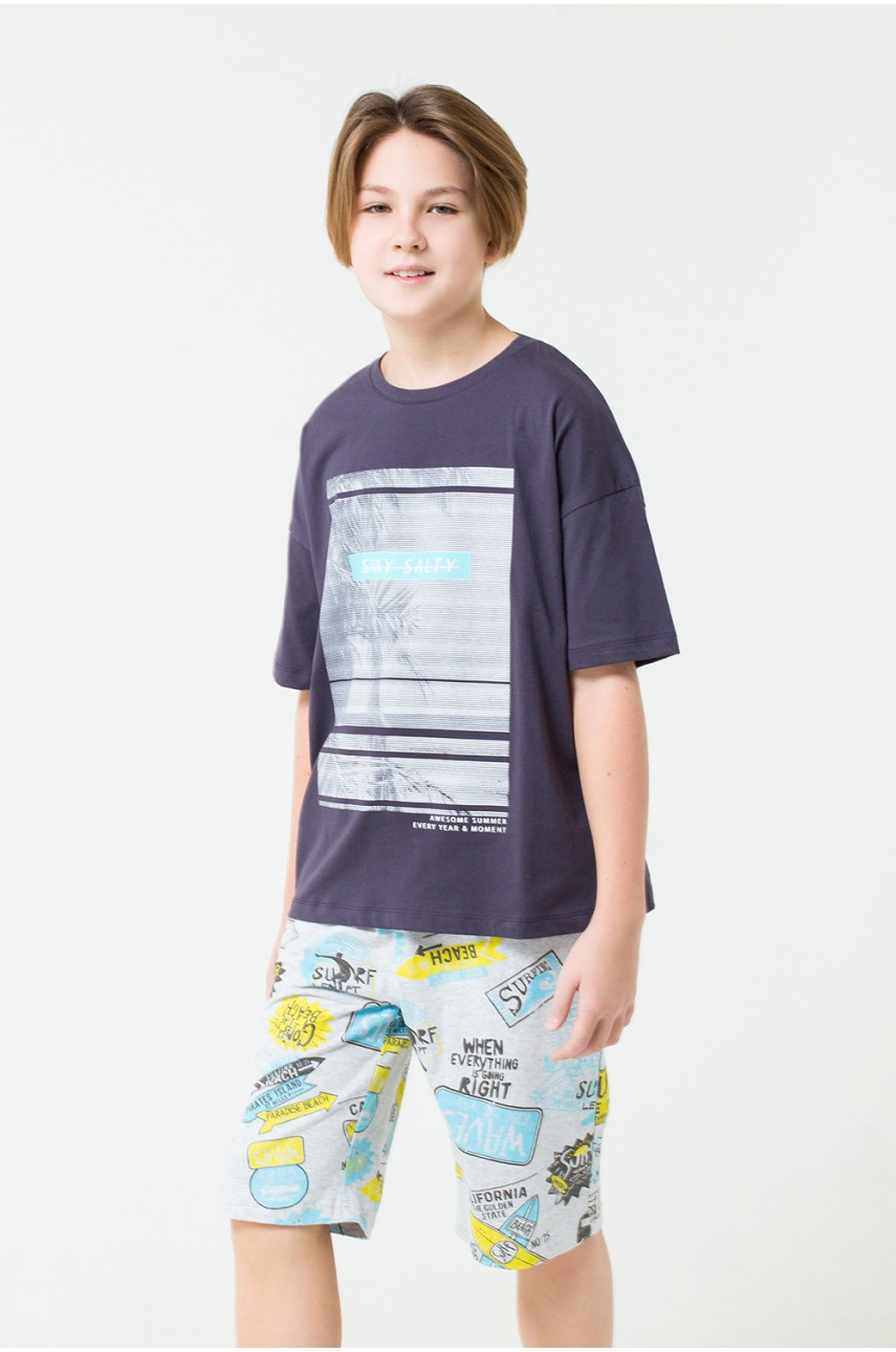 Пижама для мальчика КБ2686