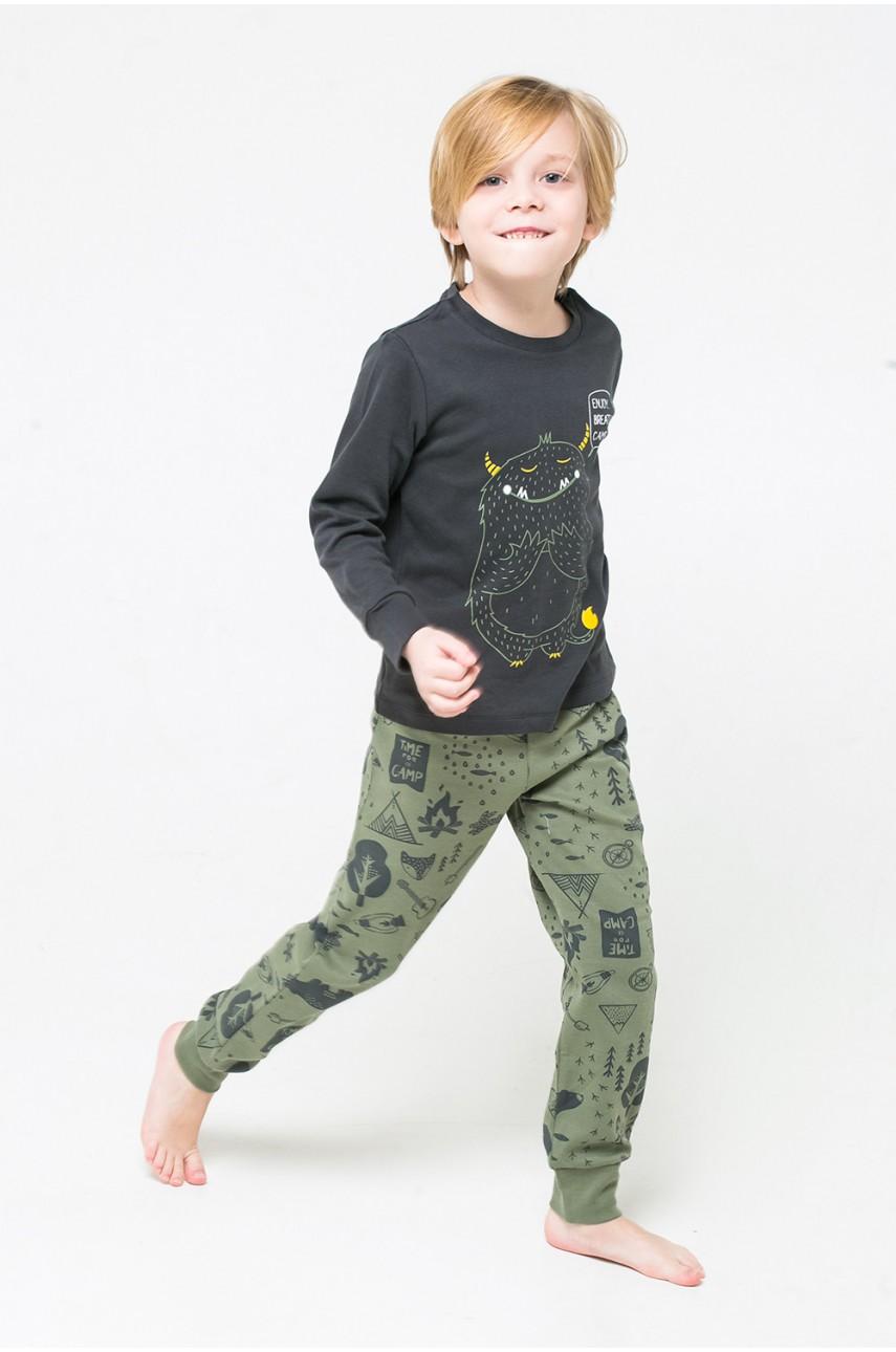 Пижама для мальчика К1541