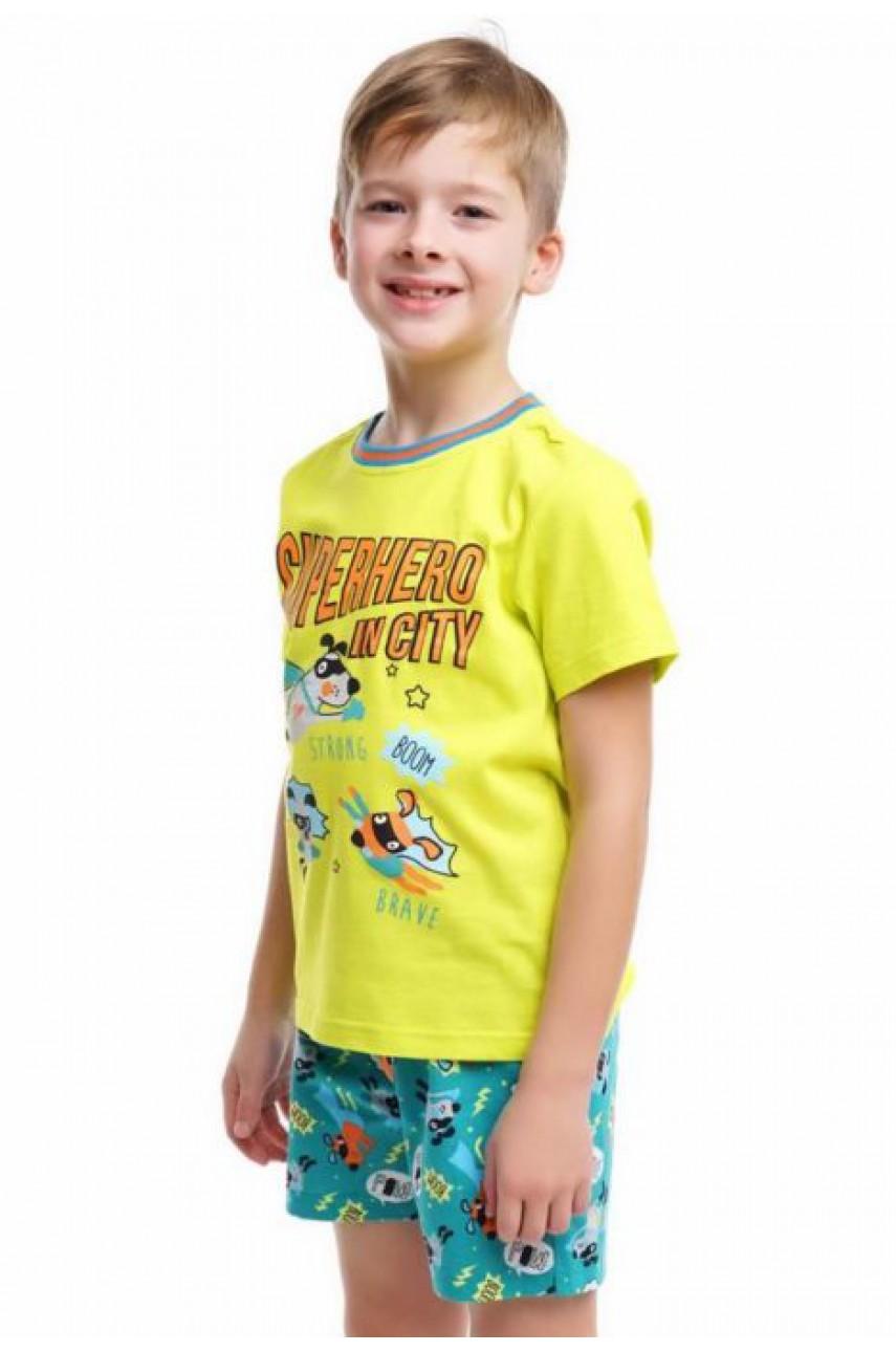 Пижама для мальчиков 804407кдп