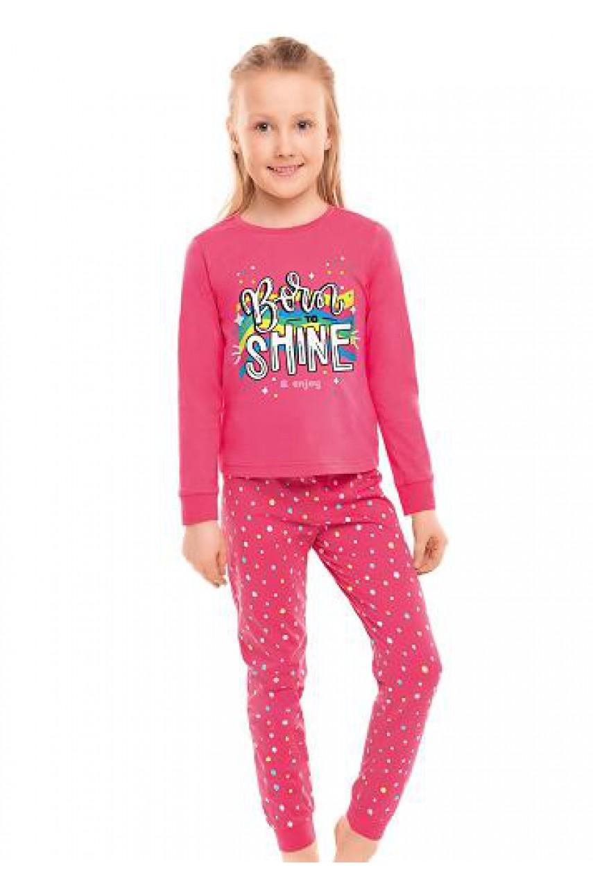 Пижама для девочек 903611п