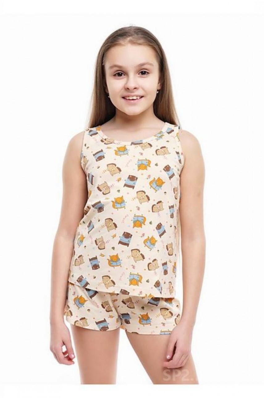 Пижама для девочки, 803615кдн