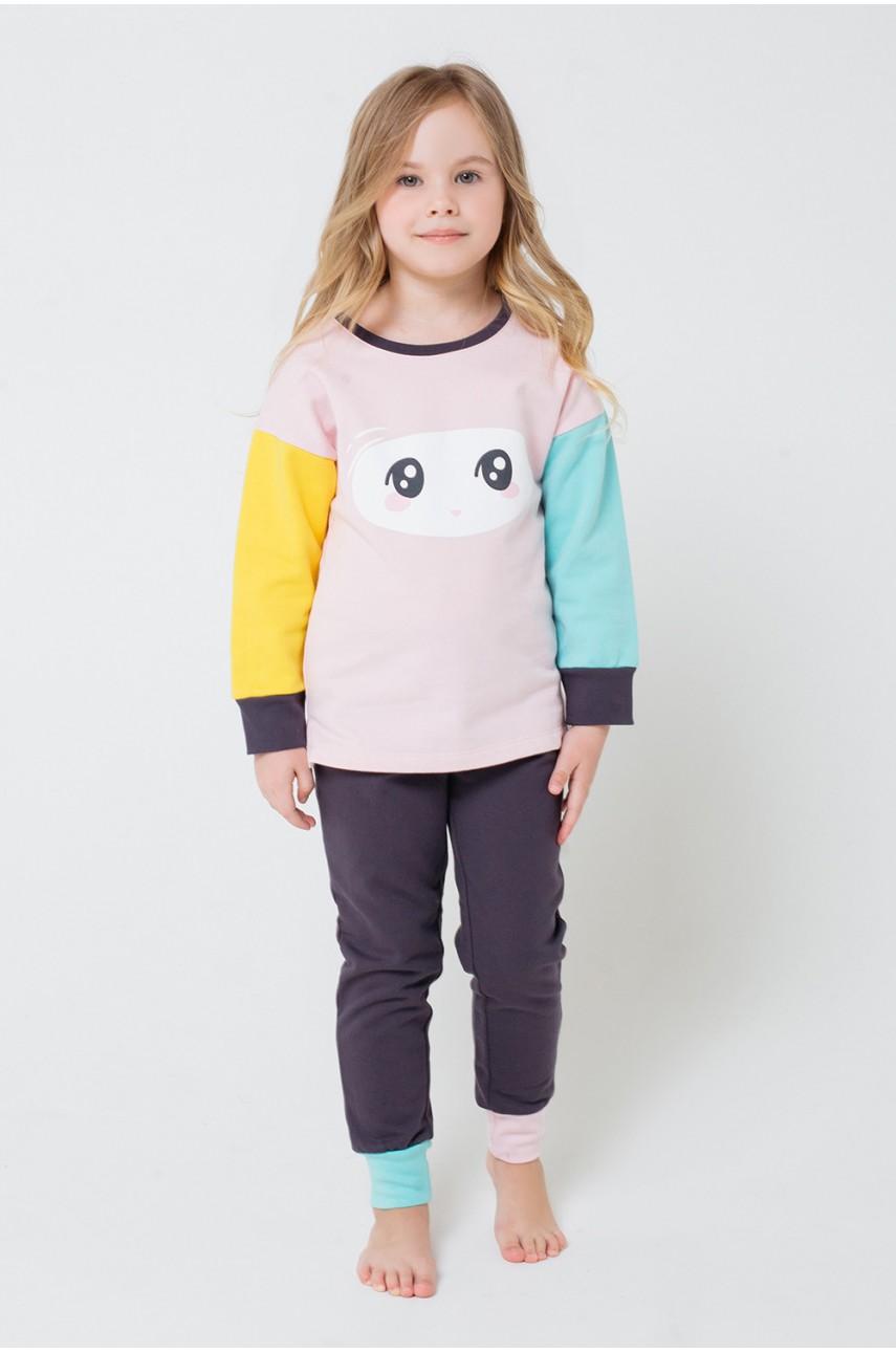 Пижама для девочек К1543
