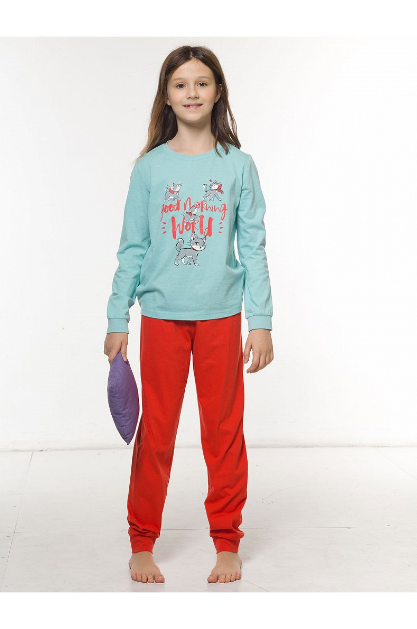 Пижама для девочек WFAJP4107